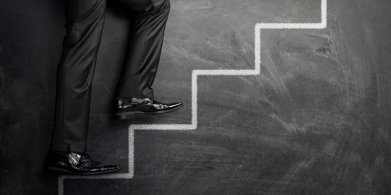 5 levels of leadership by John Maxwell - toolshero
