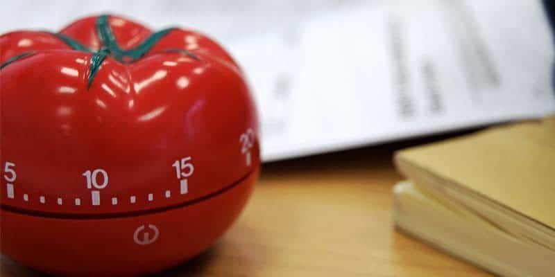Pomodoro Technique time management - ToolsHero