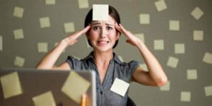 4 Types of Stress by Karl Albrecht - ToolsHero