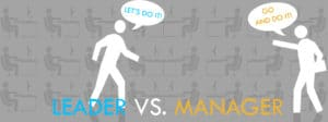 leadership versus management - ToolsHero