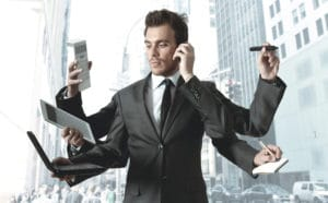 Project manager multitasking - ToolsHero