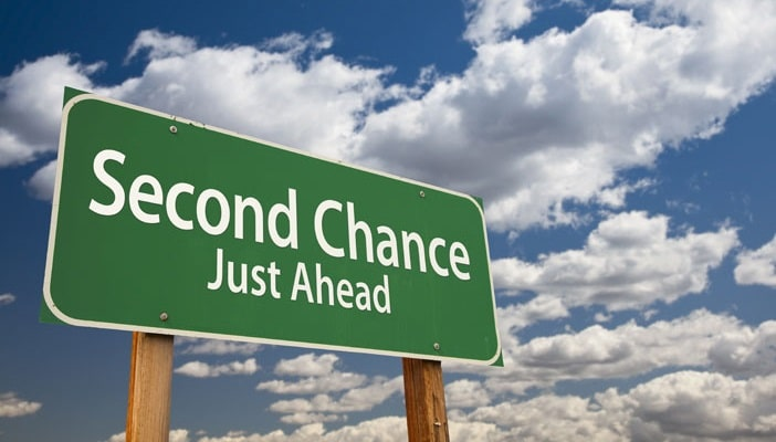 Second chances - Begin again now - ToolsHero